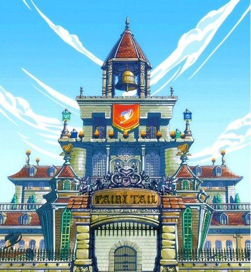 Chapitre 1 : Une vie,Une histoire,Un espoir - Fairy Tail fait partit de mon  espoir