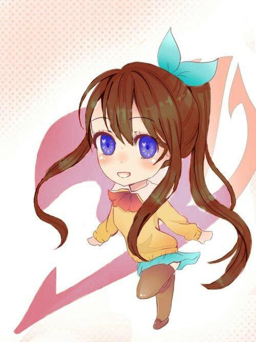 Fairy Tail fait partit de mon espoir