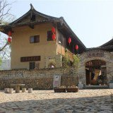 China's old house