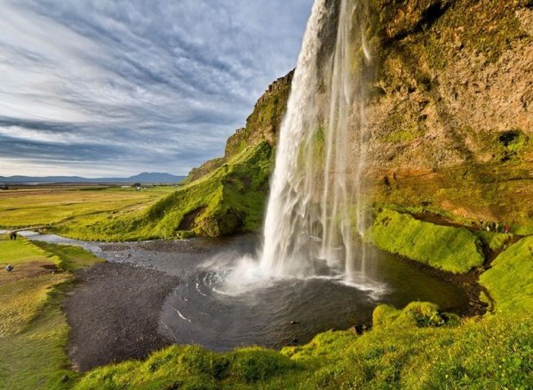 The 14 world's most beautiful waterfalls