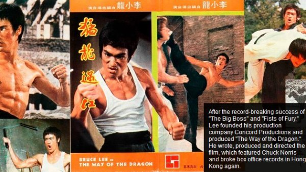 Bruce Lee exhibition hits Hong Kong