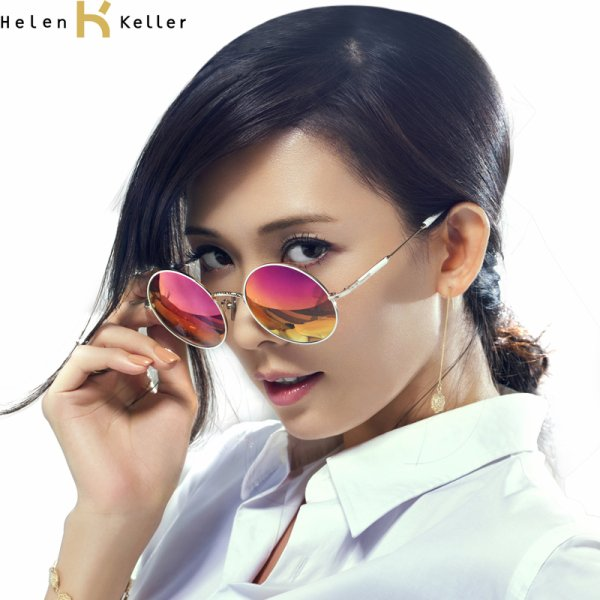 New Designer Helen Keller Sun glasses Brands