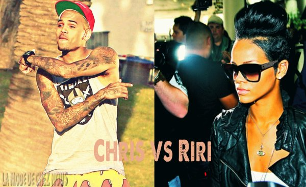 Tu préfére Chris Brown Ou RiRih ?
