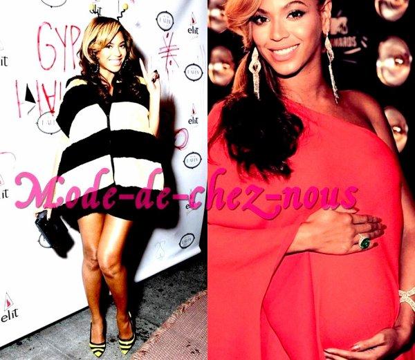 Vous y croyez-vous à la grossesse de Beyoncé