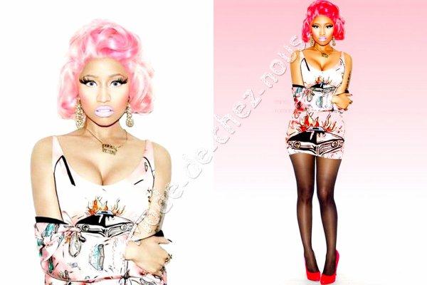 Nicki Minaj  Pour Wonderland