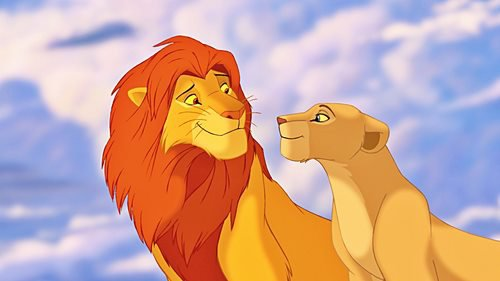 """""""Tu m'as oublié en oubliant qui tu étais.""""  Le roi lion."""