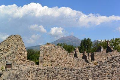 J310 (instantanés) : de Pompei à Naples