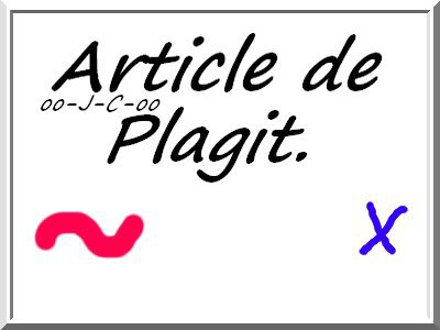 PLAGiEUSE !
