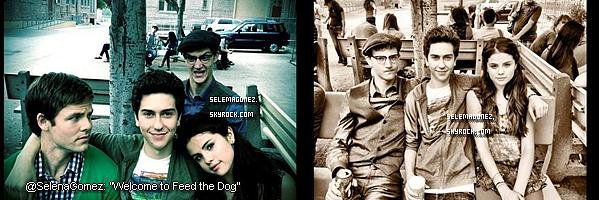 22/08/12 Selena sur la scène de son nouveau film TOP /FLOP/BOF ?