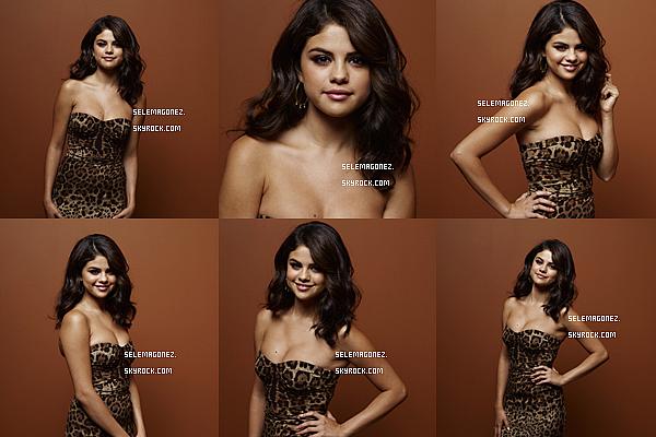 8 septembre Selenaa assisté à l'A-P du film d'animation« Hotel Transylvania », dans lequel elle prête savoix Puis une nouvelle tenue pour la conférence de presse de Hotel Transylvania.