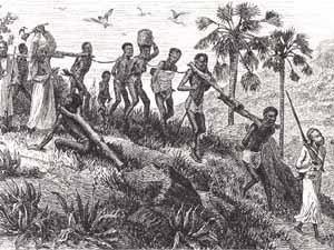 L'Arabie et l'Afrique noire : une histoire entachée par la traite orientale.