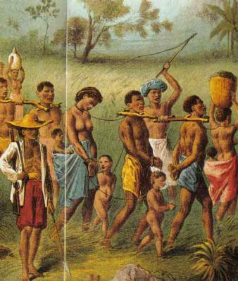 La traite par l'Atlantique (2).