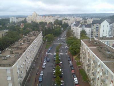 CREIL Zac des Moulins (Secteur Est)