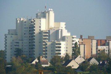 CREIL Zac des Moulins (Tour Carpeaux)