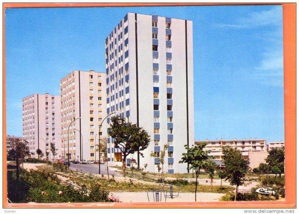 Les cités autrefois: Les Obiers à Nogent sur Oise