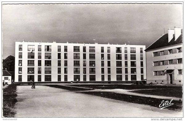 Les cités autrefois: Bonsecours à Senlis