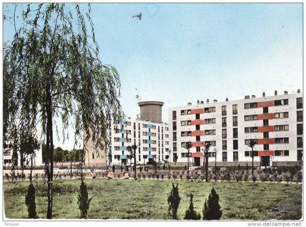 Les cités autrefois: Val d'Aunette à Senlis