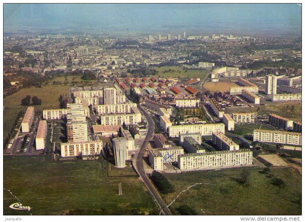 Les cités autrefois: Saint Jean à Beauvais