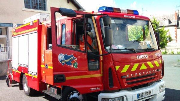 Fptsr 03 (Fourgon pompe tonne secours routiers)
