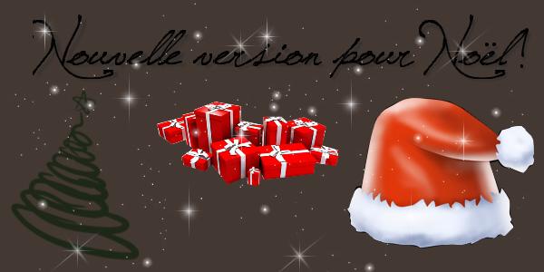 * RUBRIQUE: Nouvelle Version     /      SUJET: Noël!  *