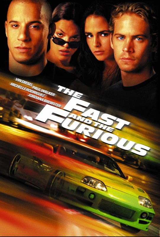 The Fast And The Furious HD