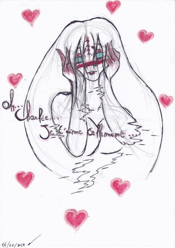 Je t'aime tellement! Saint-Valentin