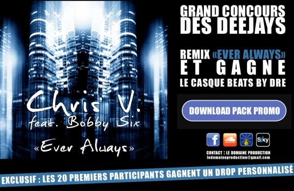 CONOURS DE DEEJAYS - REMIX & GAGNE !