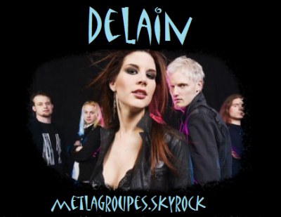 Metal Symphonique delain