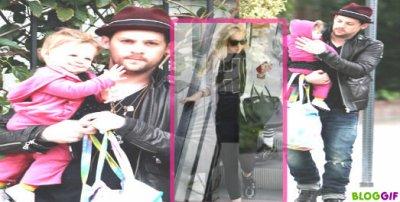 NEW DU 1ER MARS 2011 : Joe Madden et sa Petite fille Harlow