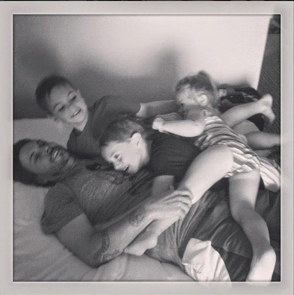 Quelques photos de la petite famille