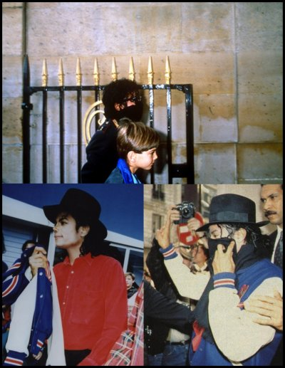 Paris hotel Crillon 15 juin 1988
