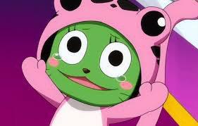 frog     De rose^^