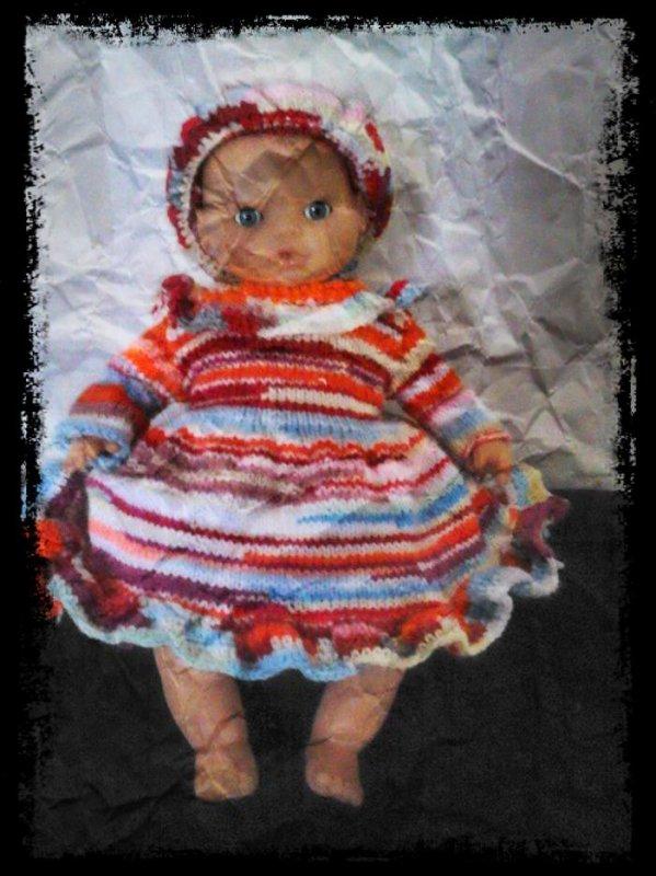 les milles  et une poupée