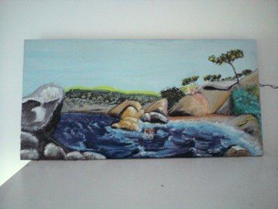 plage de l'arene cassis
