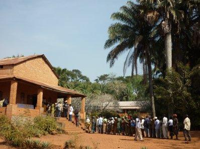 Samedi 23 avril 2011 : les élections...