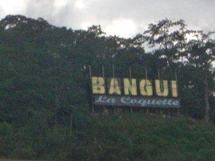 Samedi 02 juillet 2011 : Rencontres dans BANGUI :