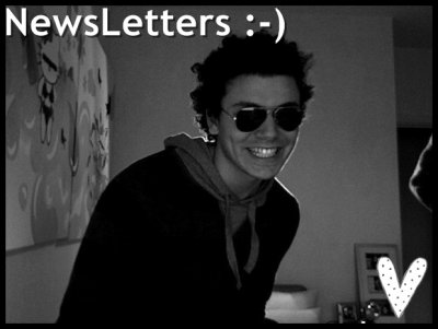 Newsletters ♥