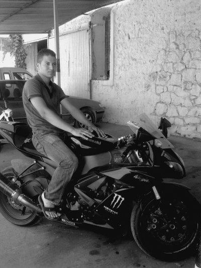 ma moto k j'aime tropppppppppppp