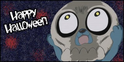 Happy fait peur!!!!!!
