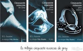 cinquante nuances de grey la trilogie