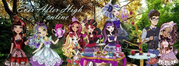 Fan-made hat-tastic ever after high
