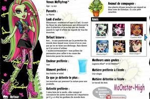 Nominations de miss monstre de xFan-DeMonsterHighx