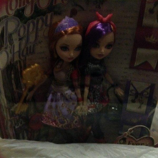 Mes premières dolls eah!!✂️