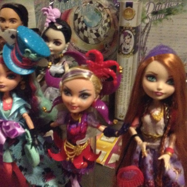 Ma collection ever after high