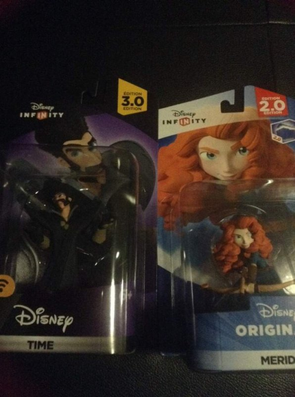 Petit haul Disney