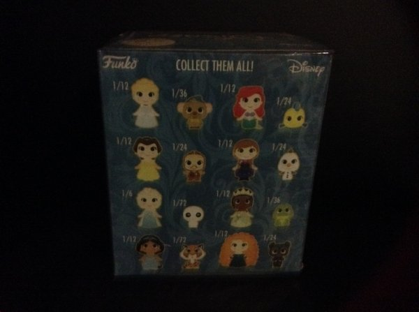 Mystery minis funko:princesses et compangons