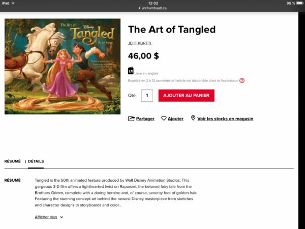 Acquisition  art of Disney
