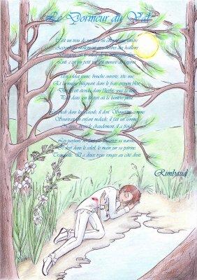 Le dormeur du val une passion et peut tre un don pour - Commentaire compose le dormeur du val ...