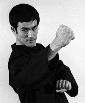 Citation de Bruce LEE Fondateur du Jeet Kune Do