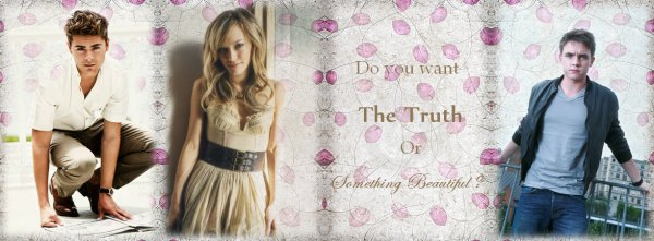 Do you want the Truth or Something Beautiful ?